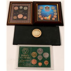 Four Coin Collections  (101233)