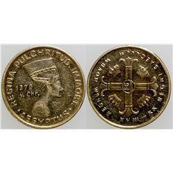 Regina Pulchritud Gold Coin  (101716)