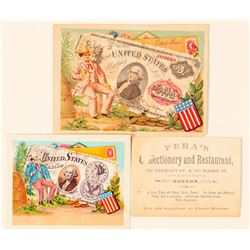 Trade Cards Money  (100538)