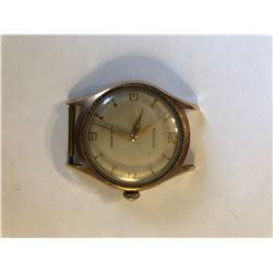 Vintage Mechanical Mens BENRUS Wind Watch needs sevice
