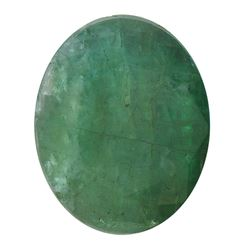 4.77 ctw Oval Emerald Parcel