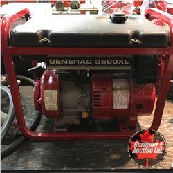 Generac 3500 XL Generator