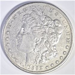 1893 O MORGAN DOLLAR  CH BU