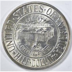 1936 YORK COMMEM HALF DOLLAR  GEM BU
