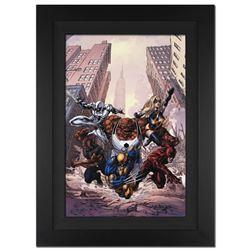 New Avengers #17 by Stan Lee - Marvel Comics