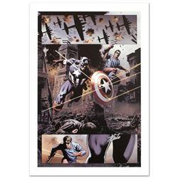 Captain America #37 by Stan Lee - Marvel Comics