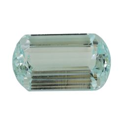 6.71 ct. Natural Fancy Mixed Cut Aquamarine