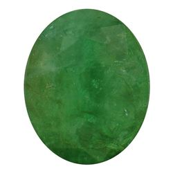 5.77 ctw Oval Mixed Emerald Parcel