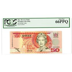 Reserve Bank, ND (1996) Issued Banknote.