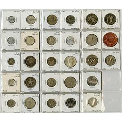 Cuban Coin Assortment, 1916 to 1988