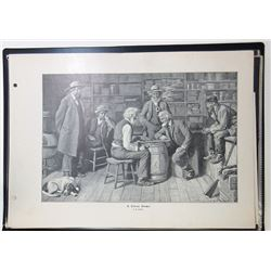 Metropolitan Museum Series Lithograph Assortment, ca. 1880-1920's