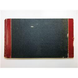 Boeme & Rauch Co., 1914-21 Stock Certificate Book