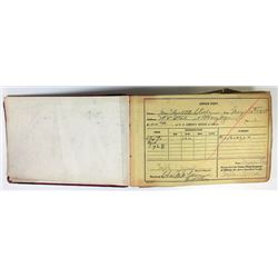 An Original Record of World War I 1918 Liberty Bond Securities