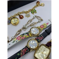 QVC DESIGNER WATCH COLLECTION