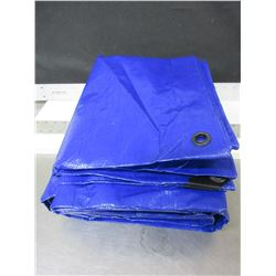 New 12 foot x 16 foot Heavy Duty Tarp / high quality strong tarp / tight weave