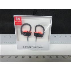 New Power 3 Wireless G5 Headphones / with Mic & more features