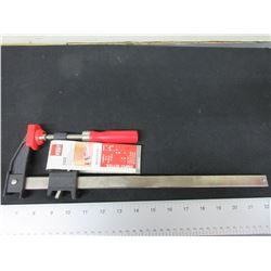 New Bessy clutch style Bar Clamp 12 inch x 2 inch