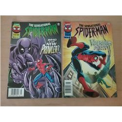 Two - The Sensational Spider-Man Comics