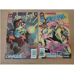 Scarlet Spider & The Amazing Scarlet Spider Comics