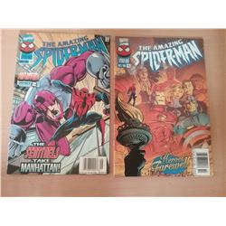 Two - The Amazing  Spider-Man Comics