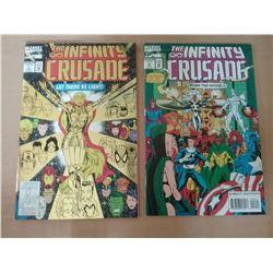 Two - The Infinity Crusade Comics