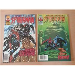 Two - Peter Parker Spider-Man Comics