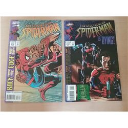 Two - The Spectacular Spider-Man Comics