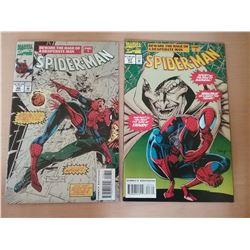 Two - Spider-Man Comics