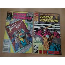 Two - The Transformers Comics