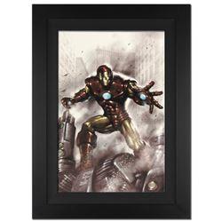 Indomitable Iron Man #1 by Stan Lee - Marvel Comics