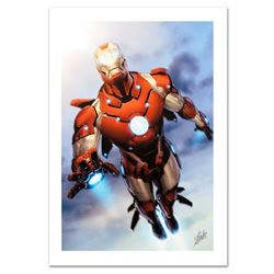 Invincible Iron Man #25 by Stan Lee - Marvel Comics