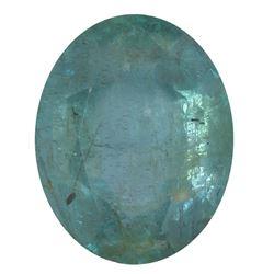 6.37 ctw Oval Emerald Parcel