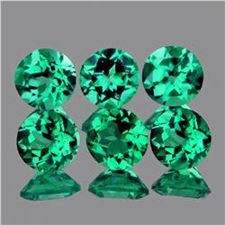 Natural AAA Paraiba Green Apatite 4.50 MM - VVS