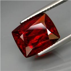 Natural  Red Spessartite Garnet 8.70 Ct