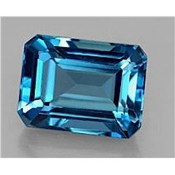 London Blue Topaz 26.50 carats