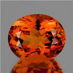 Natural AAA Madeira Orange Citrine 10x8 MM - FL
