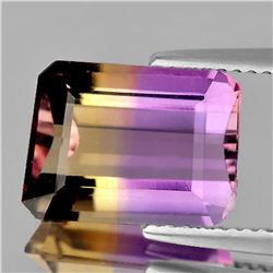 NATURAL ANAHI AMETRINE 9.62 Ct - Flawless Untreated