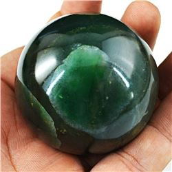 AMAZING 935 CT CERTIFIED NATURAL JADE HEALIING BALL