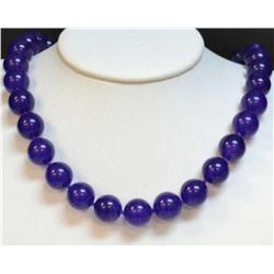 BEAUTIFUL NATURAL AMETHYST 605 Ct NECKLACE