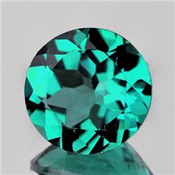 Natural AAA Paraiba Green Blue Apatite 8 MM - FL