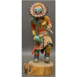 HOPI INDIAN KACHINA (CHIPPEWA)
