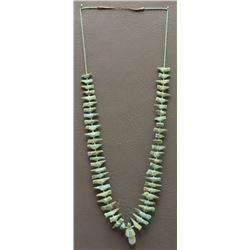 PUEBLO INDIAN FETISH NECKLACE