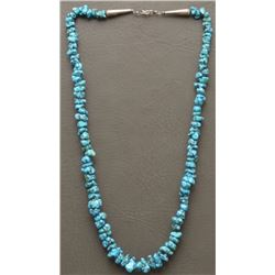 PUEBLO INDIAN NUGGET NECKLACE