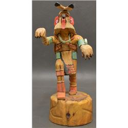 HOPI INDIAN KACHINA (JASON CURLY)