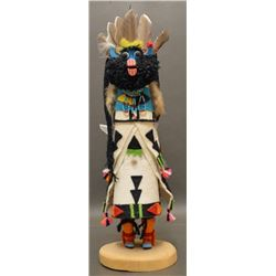 ZUNI INDIAN SHALAKO KACHINA (ALVERT LAMY)