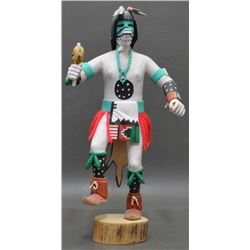 HOPI INDIAN KACHINA (YOVELLA)