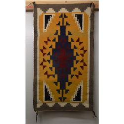 NAVAJO INDIAN TEXTILE (NELLIE BECENTI)