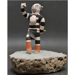 HOPI POTTERY KACHINA (DOLLAS)