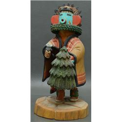 HOPI INDIAN KACHINA (NELSON )