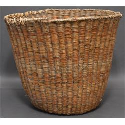HOPI INDIAN PEACH BASKET